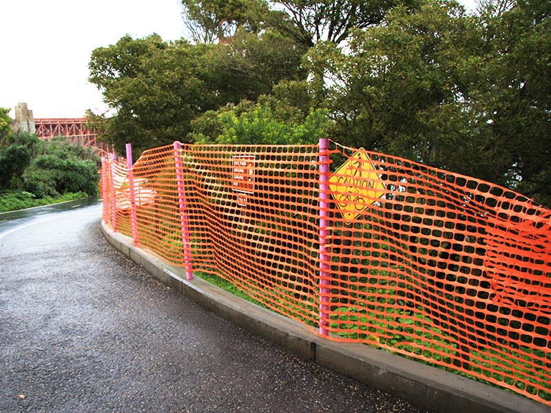 Economic Safety Fence
