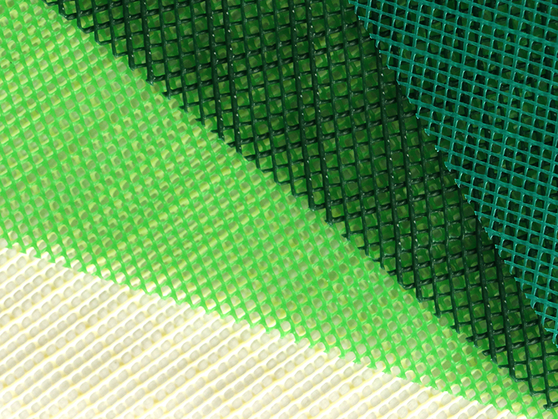 Grass protection netting