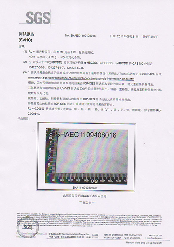 Reach testing report1